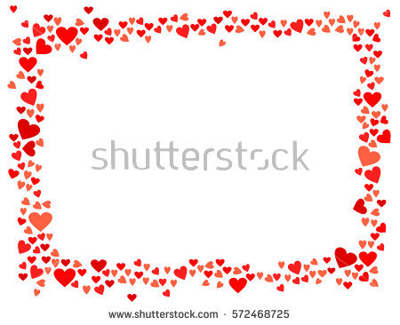 450x366 Greeting Card Frames Free Heart Frames Vector Download Free Vector