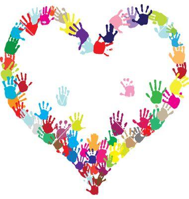380x400 Heart Of Hands Vector 80850