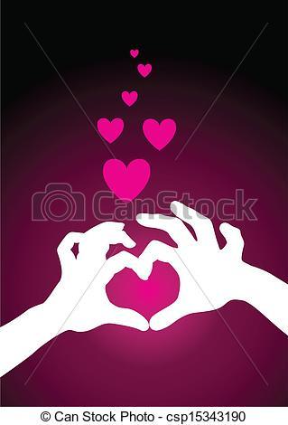 319x470 Love Heart Hands.