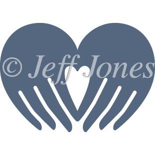 311x311 Volunteers Helping Hands Heart Vector Art Logo Icon