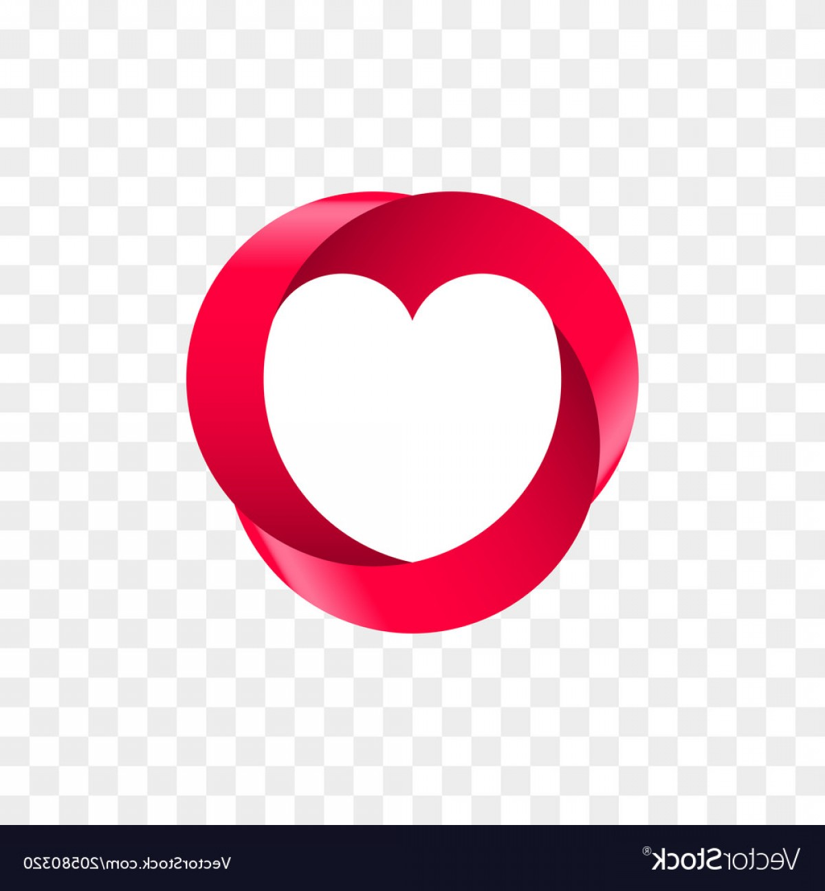 1200x1296 Heart Logo Infinity Loop Icon Vector Shopatcloth