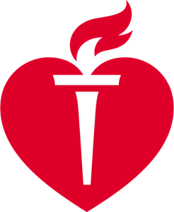 246x300 American Heart Association Heart Logo Vector (.svg) Free Download