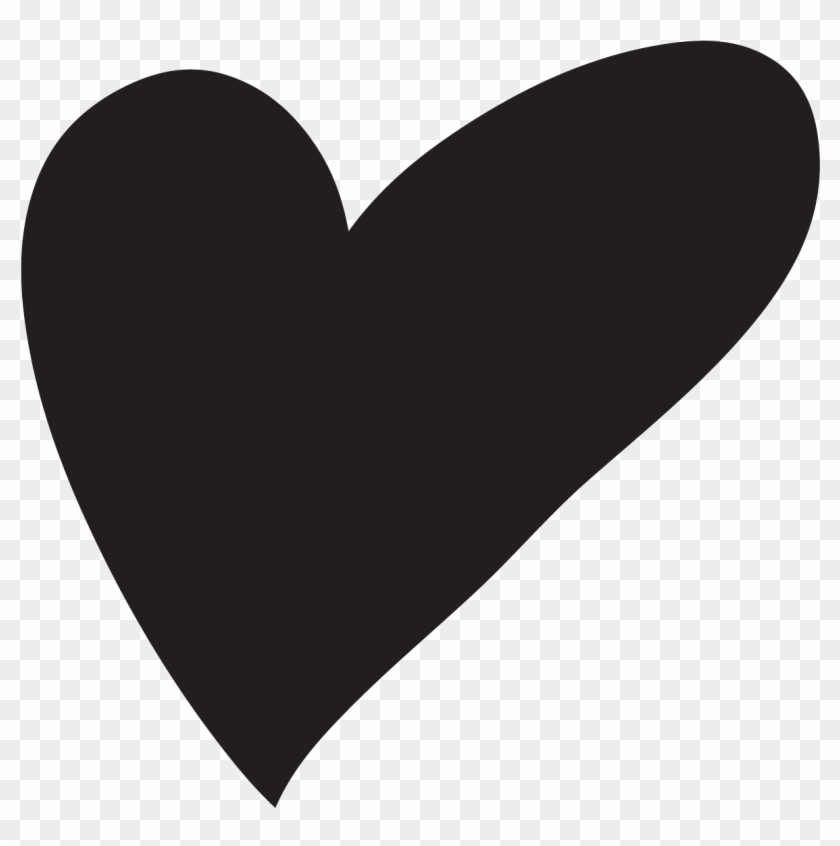 840x846 Hand Drawn Heart Shaped Vector