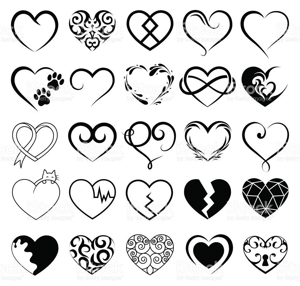 1024x974 Download Heart Tattoo Symbol