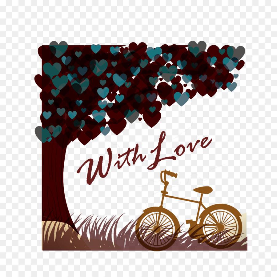 900x900 Tree Bicycle Adobe Illustrator