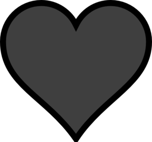 300x279 Collection Of Free Vector Heart Love. Download On Ubisafe