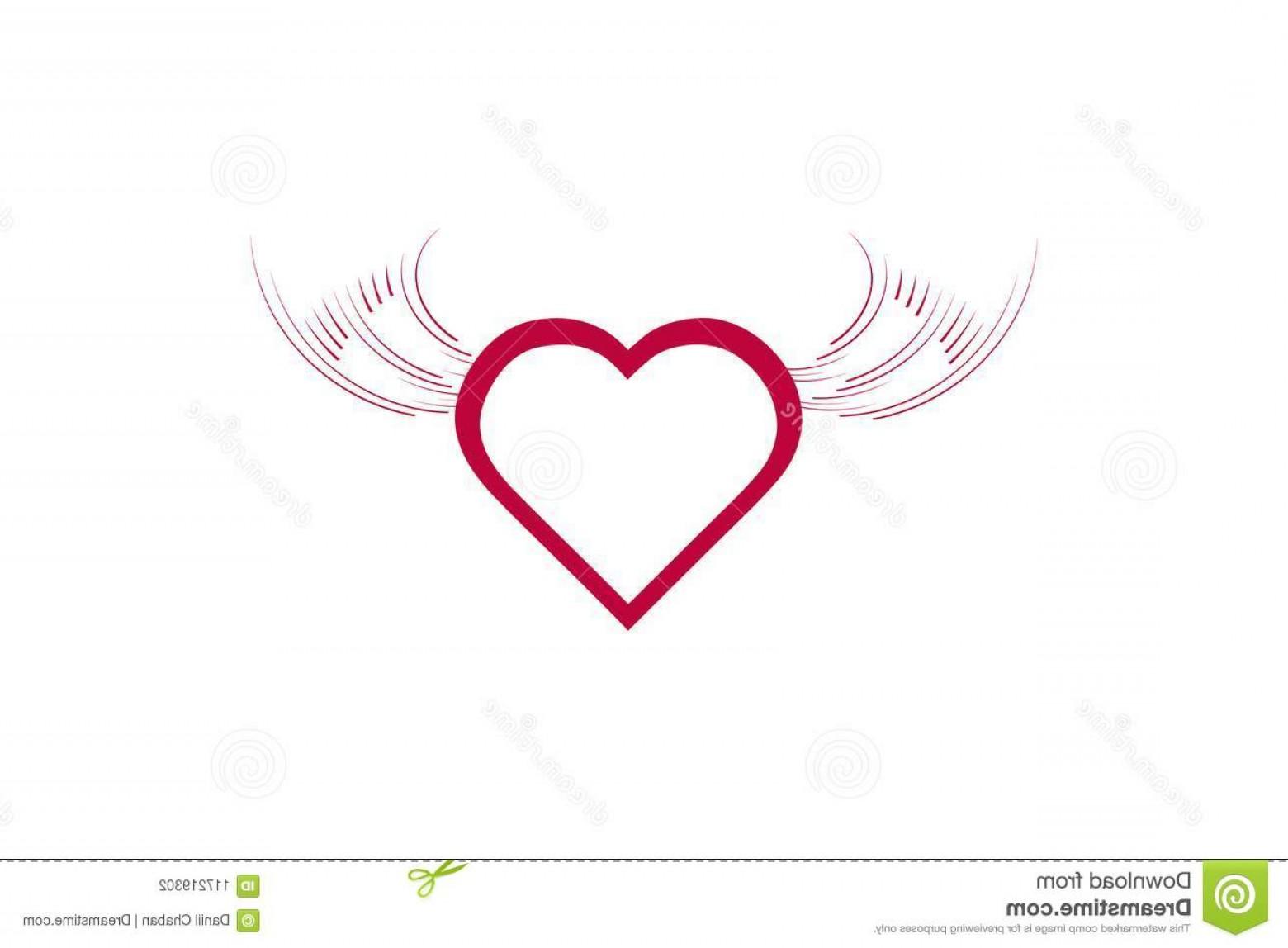 1560x1148 Heart Angel Wings Vector Lazttweet