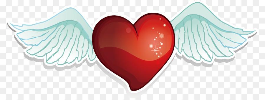 900x340 Heart Wing
