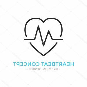 Heartbeat Vector Art