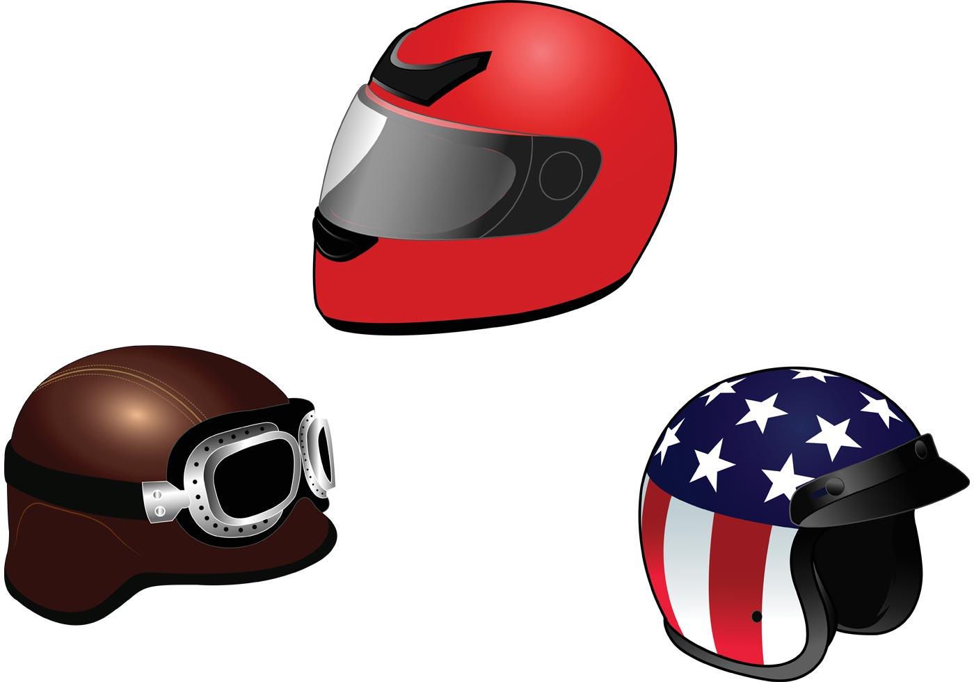 1400x980 Helmet Free Vector Art