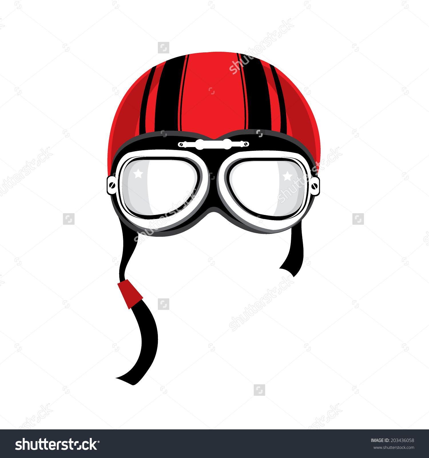 1500x1600 Motorcycle Helmet Stock Vectors Amp Vector Clip Art Shutterstock
