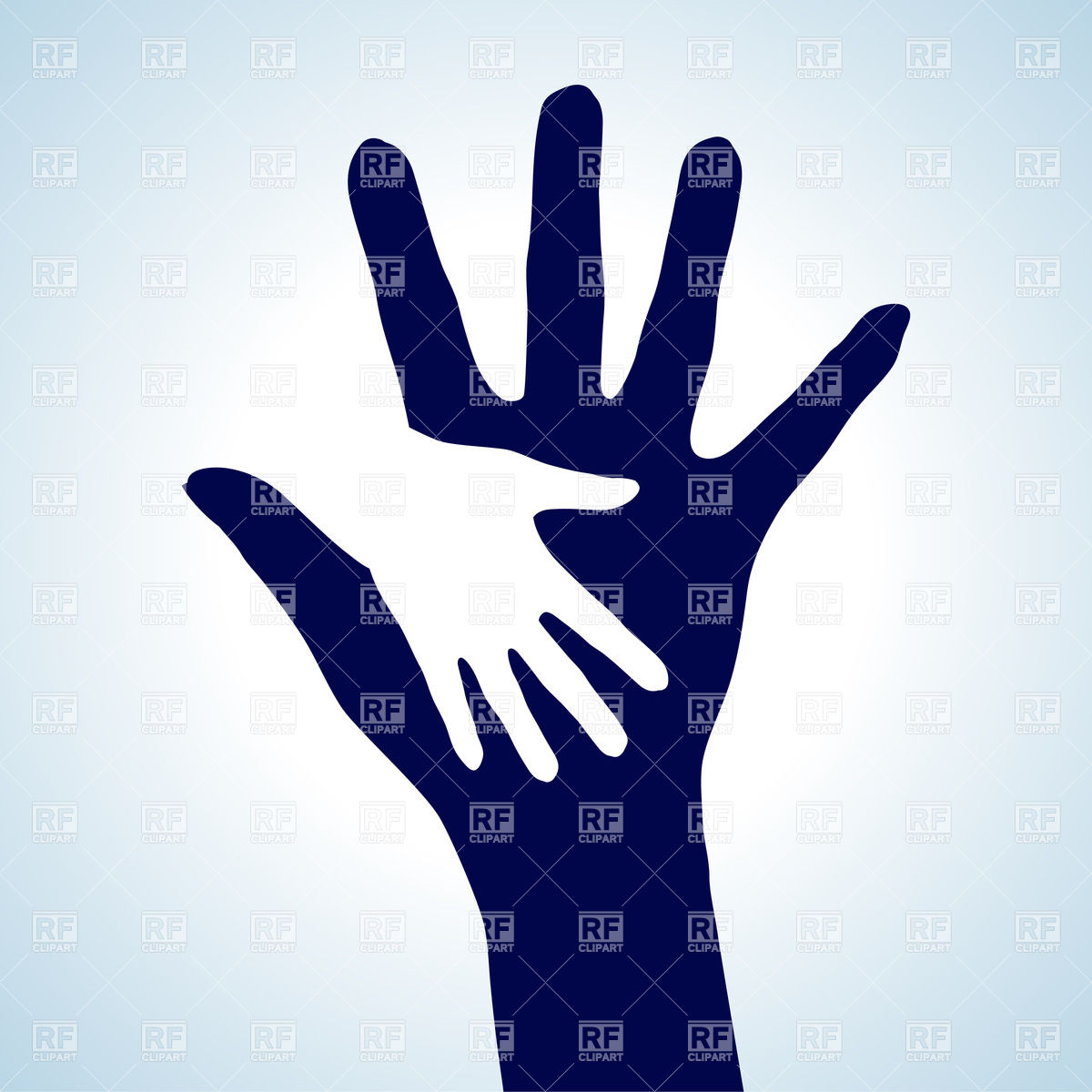 1200x1200 Helping Hand Icon Vector Image Vector Artwork Of People Dvarg