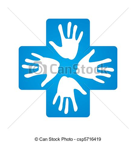 450x470 Helping Hand. Sign
