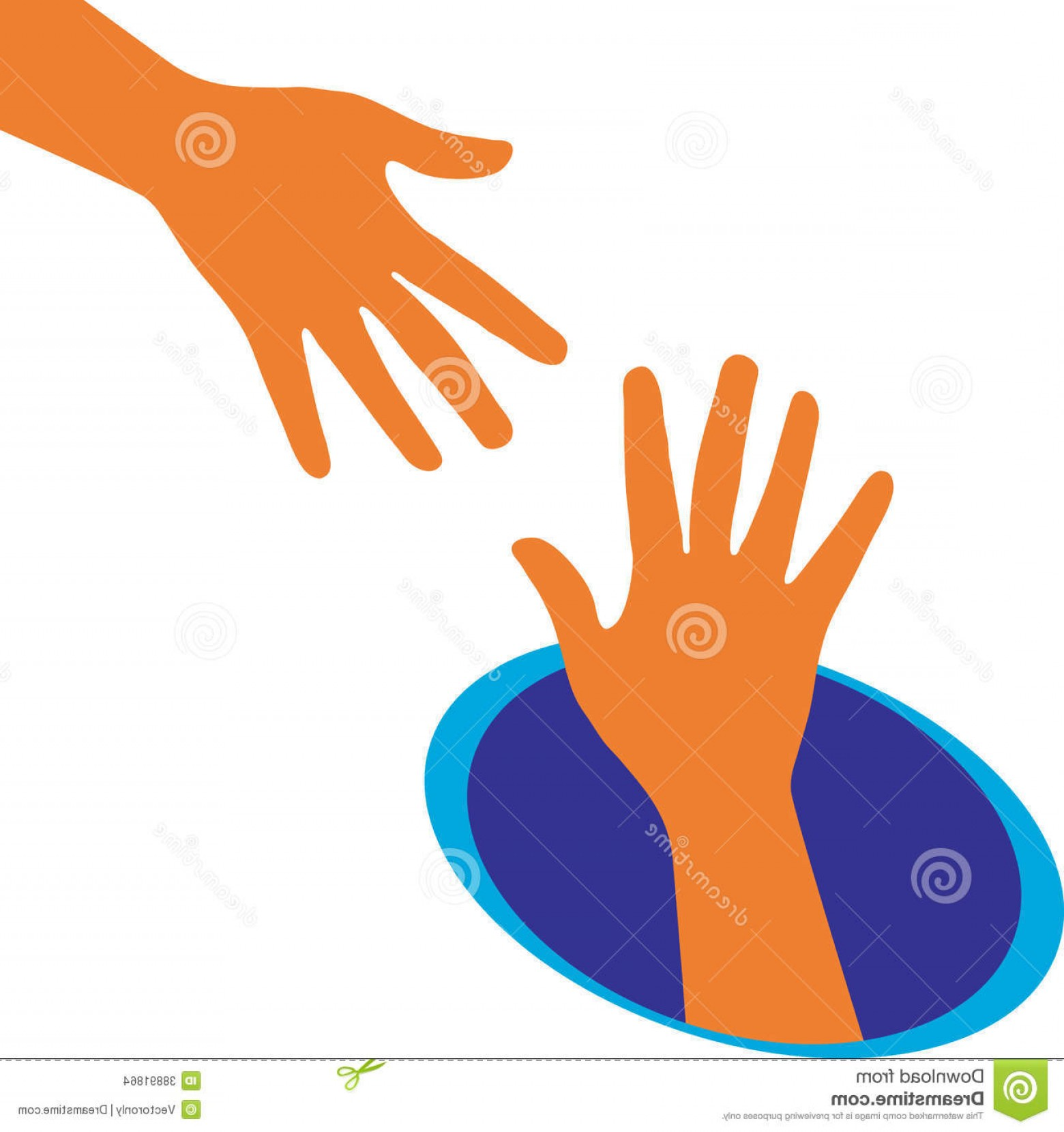 1560x1659 Stock Images Helping Hand Vector Illustration Hands Logo Image