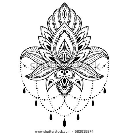 Henna Vector At Getdrawings Com Free For Personal Use Henna Vector