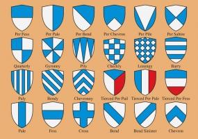 285x200 Medieval Heraldic Shield Vector Free Vector Graphic Art Free