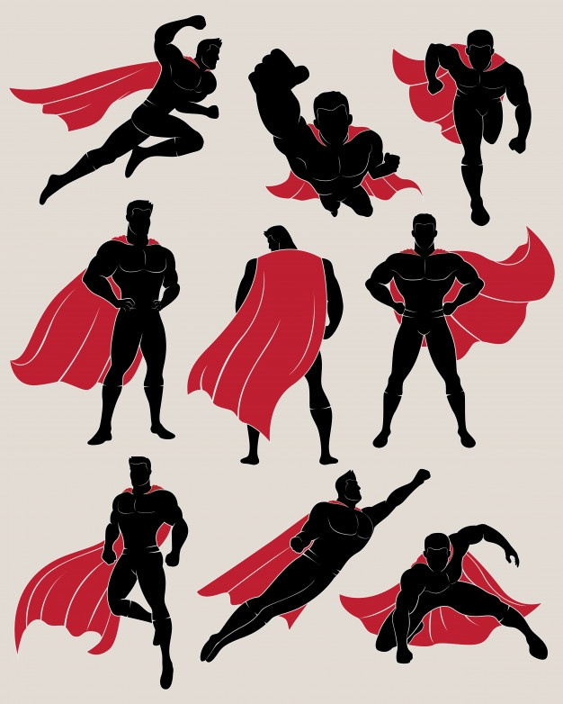 626x782 Heroes Vectors, Photos And Psd Files Free Download