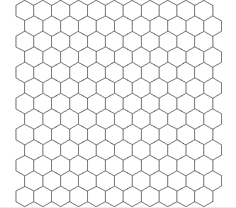 image regarding Hex Paper Printable named Hex Vector at  No cost for particular person employ the service of Hex