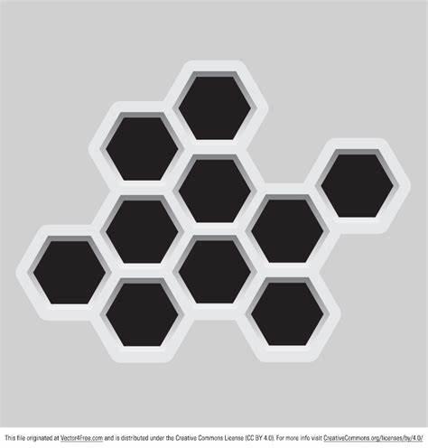 474x496 Hexagon Vector Free Download. Hexagon Vectors Photos And Psd