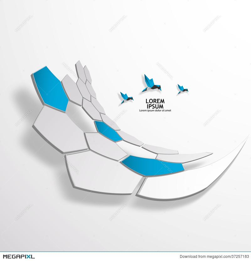 800x830 Hexagon Vector Logo Design Template. Illustration 37257183