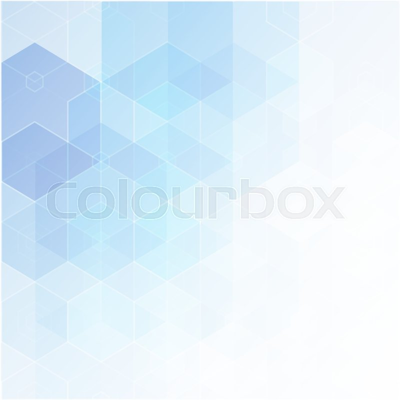 800x800 Vector Abstract Geometric Background Design Template Booklet Form