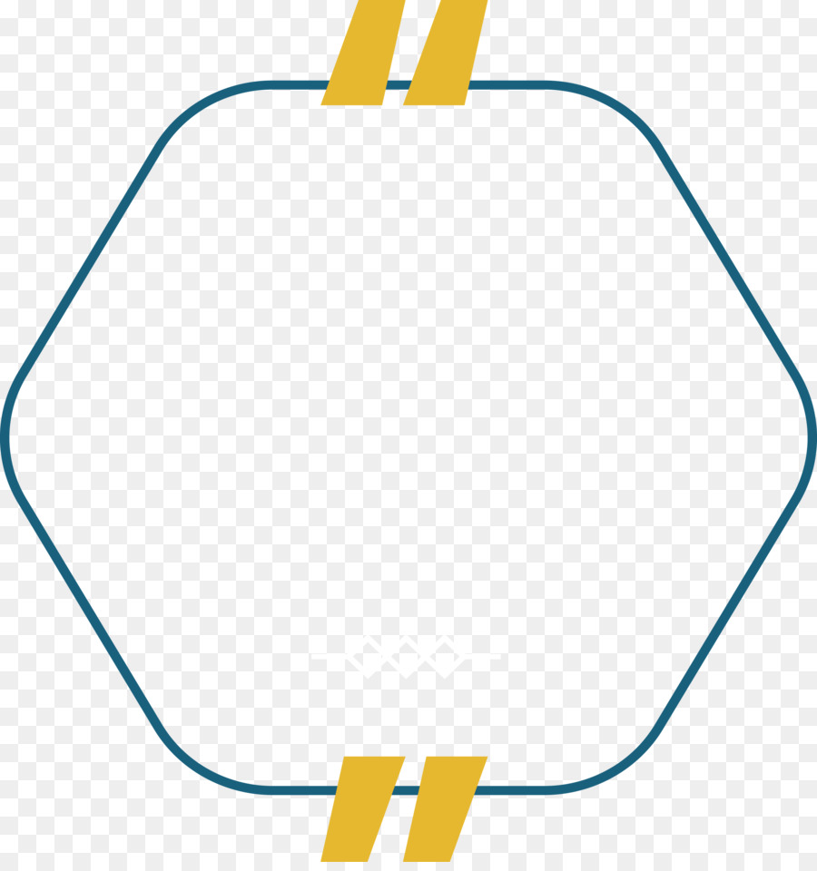 900x960 Download Hexagon Line Euclidean Vector Clip Art Blue Lines With