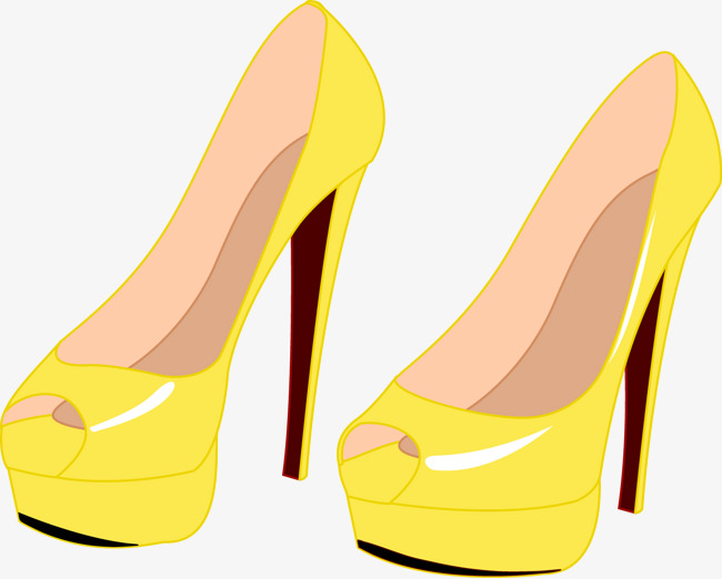 650x522 Vector Heels, High Heeled Shoes, Shoes, Vector Free Download Png