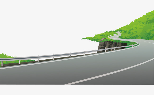 650x400 Highway Vector, Highway, Vector, Building Png And Vector For Free