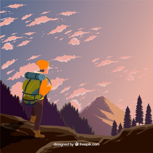 626x626 Hiking Vectors, Photos And Psd Files Free Download