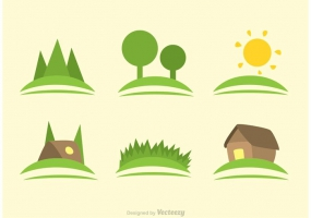 285x200 Hills Vector Free Vector Graphic Art Free Download (Found 471
