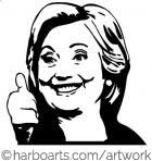 140x148 Download Hillary Clinton Thumbs Up