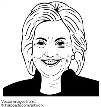 335x355 Download Hillary Clinton Smiling