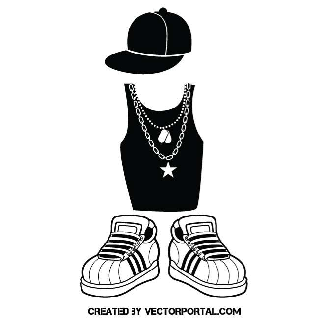 660x660 Free Hip Hop Vectors 9 Downloads Found