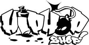 300x152 Hip Hop Shop Logo Vector (.eps) Free Download