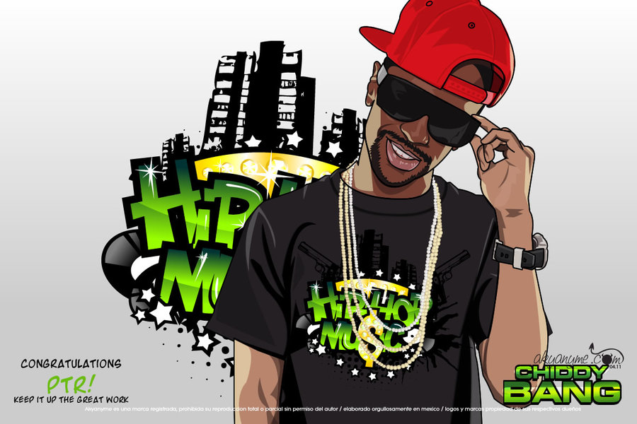 900x600 Chiddy Bang Hip Hop Gta Vector By Akyanyme