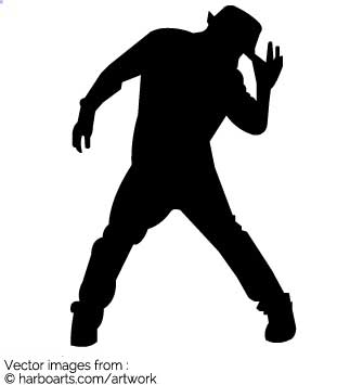 335x355 Download Hip Hop Dancer Silhouette