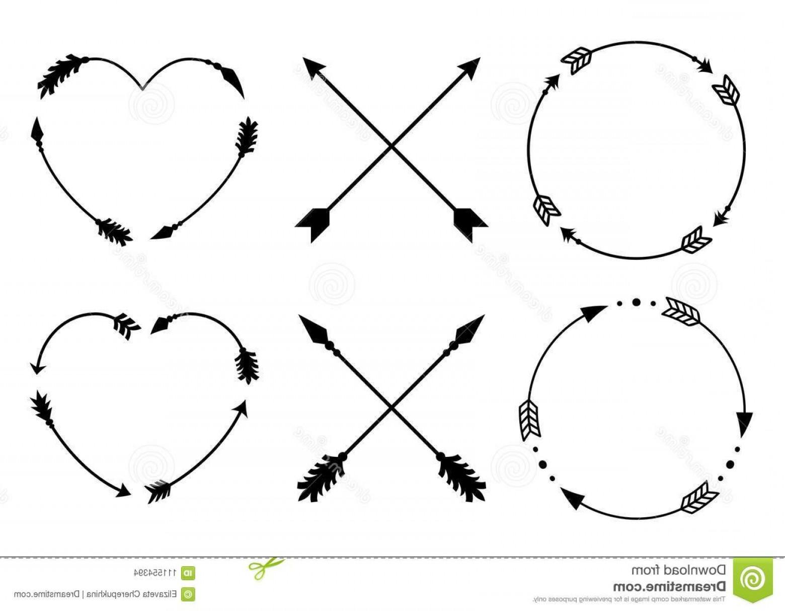 1560x1213 Circle Heart Arrow Frames Monograms Criss Cross Hipster Arrows