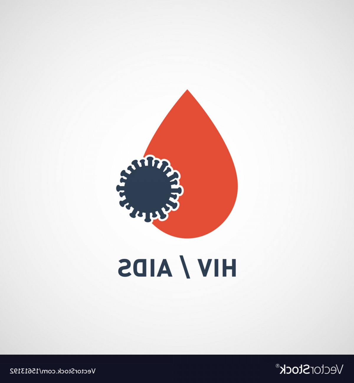 1200x1296 Hiv Aids Virus Logo Icon Design Vector Lazttweet