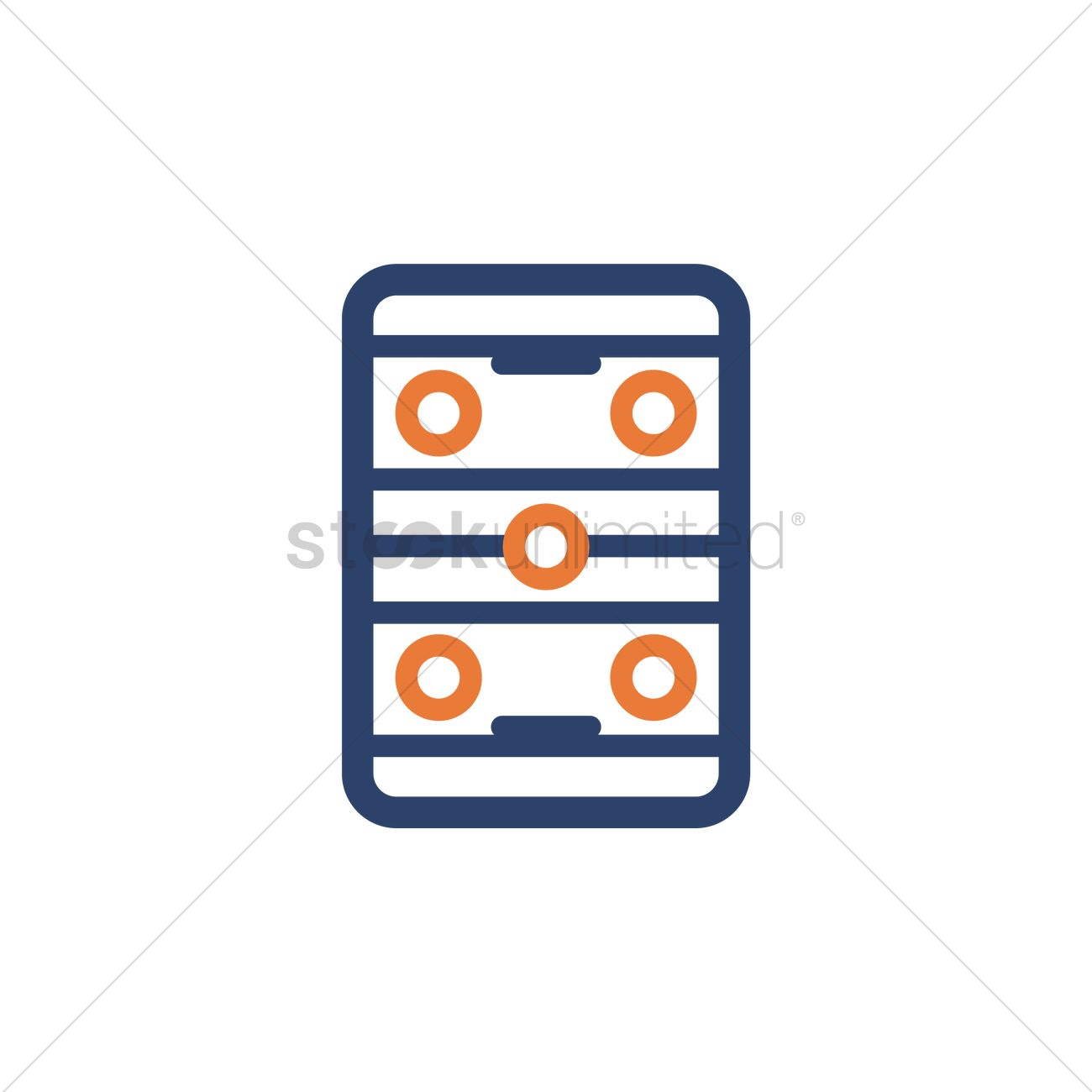 1300x1300 Ice Hockey Rink Vector Image