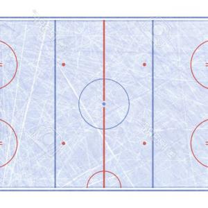 300x300 Stock Illustration Vector Ice Hockey Rink Textures Blue Ice Ice