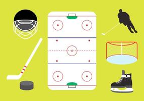 286x200 Hockey Rink Free Vector Art