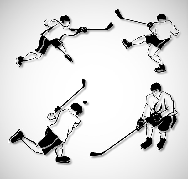 Hockey Vector Free