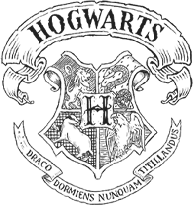 Hogwarts Crest Vector