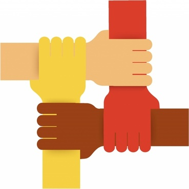 369x368 People Holding Hands Vector Free Vector Download (10,904 Free