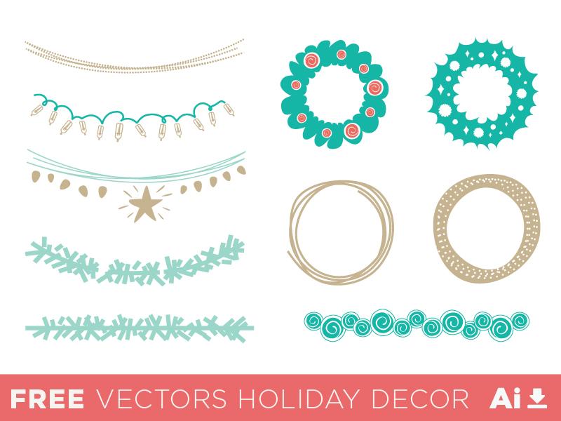 800x600 Holidays Vectors Decor By Cho