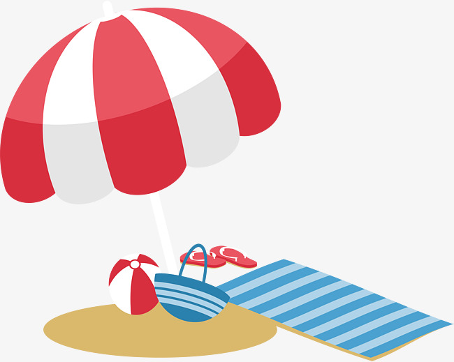 650x519 Seaside Holiday, Vector Png, On Vacation Png And Vector For Free