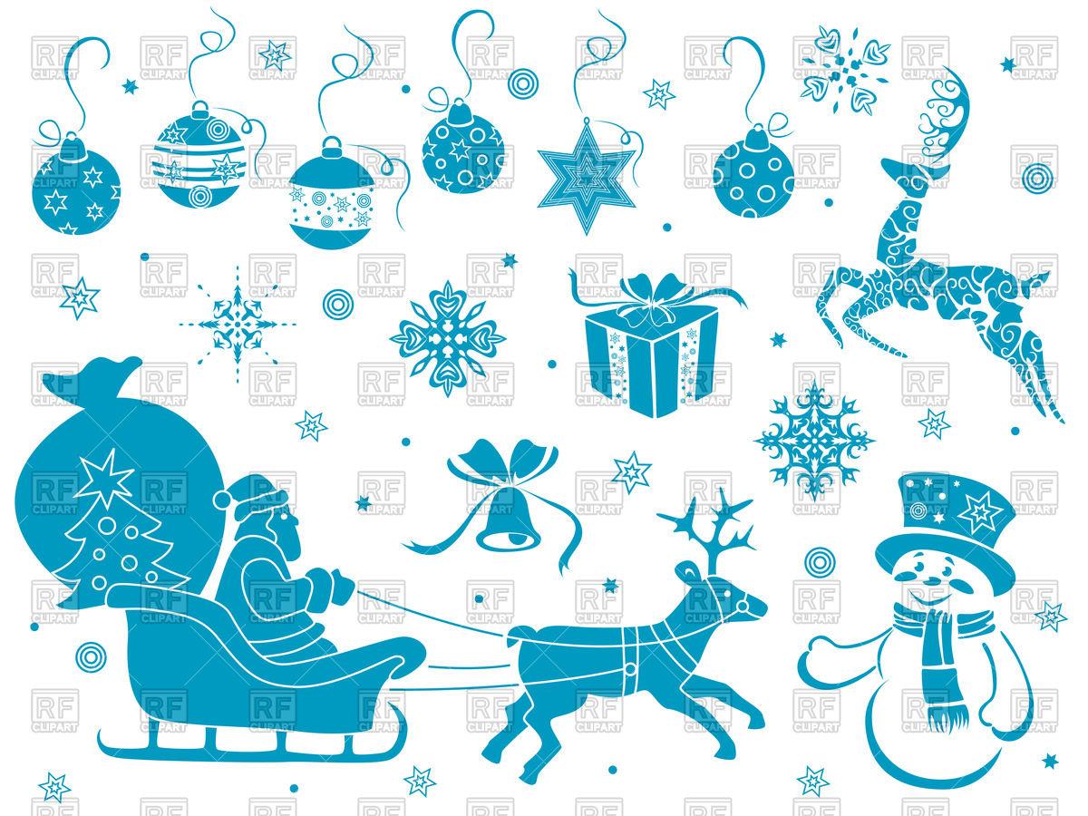 1200x900 Christmas Symbols And Decoration