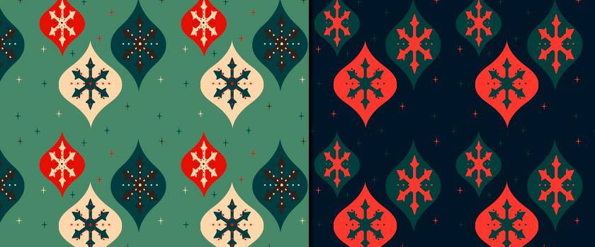 840x350 Christmas Freebies 30 High Quality Xmas Vector Graphics Will