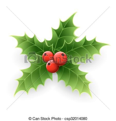 450x470 Christmas Holly Berry. . Christmas Holly Berry Isolated On White
