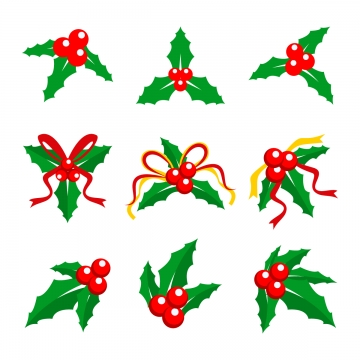 360x360 Holly Berry Png, Vectors, Psd, And Clipart For Free Download Pngtree